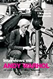 Interviews mit Andy Warhol. 36 Interviews von 1962 - 1987
