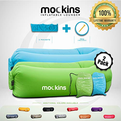 Mockins 2 Pack Inflatable