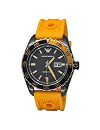 Armani Sportivo Orange Watch AR6046