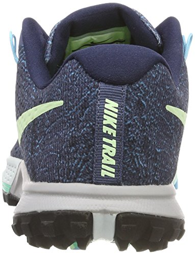 diffused De 400 Mujer Running Air Green Kiger Azul Nike vapor obsidian Para Zoom Zapatillas Terra Asfalto menta 4 Blue W 0HwOqR