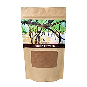 Vintage Plantations Bean to Bar Chocolate Cocoa Powder, Chocolate, 9 Ounce
