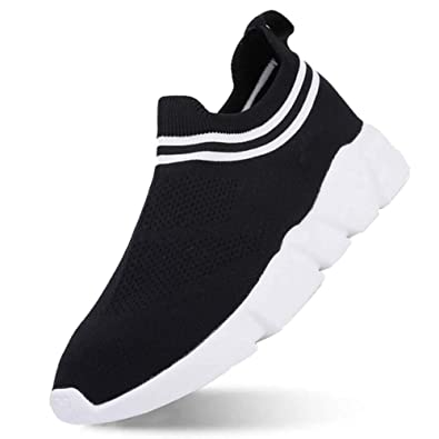 f5fb3b29b MEAYOU Women's Fashion Sneakers Walking Shoes, Men's Ultra Lightweight  Breathable, Casual Athletic Running Shoes