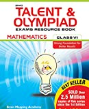 BMA's Talent & Olympiad Exams Resource Book for Class - 6 (Maths)