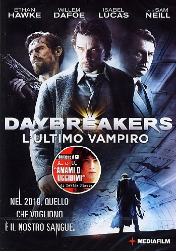 Daybreakers - L'Ultimo Vampiro by sam neill (Daybreakers Dvd)