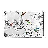 Best Happy Hours Shoe Trees - FAJRO Winter Happy Birds On Tree Branch Pattern Review