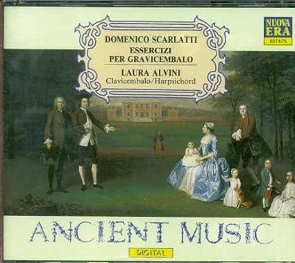 Scarlatti - Harpsichord Sonatas / Alvini