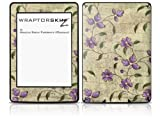 Flowers and Berries Purple - Decal Style Skin fits Amazon Kindle Paperwhite (Original)