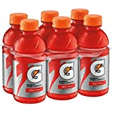 Gatorade Thirst Quencher Frost, Fruit Punch, 12 Ounce (Pack of 6)
