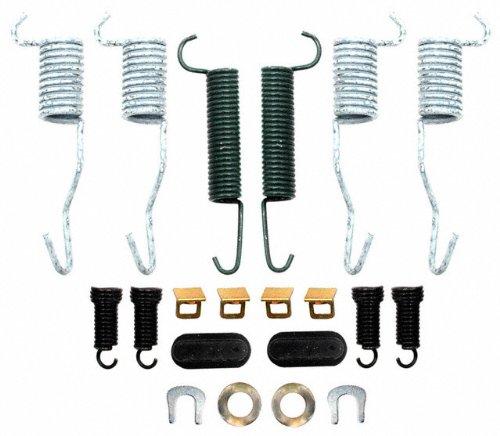 (Raybestos H7037 Professional Grade Drum Brake Hardware Kit)