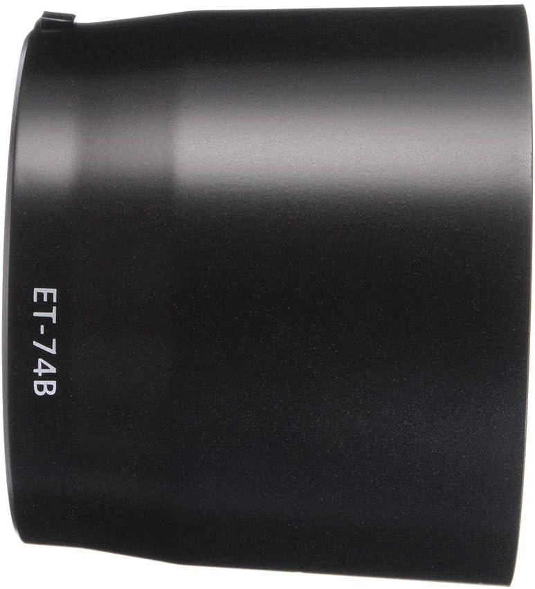OUYAWEI Camera Lens Hood for ET-74B Canon EF 70-300mm f//4-5.6 is II Lens
