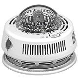 BRK Electronics Hard Wired Smoke Alarm with Backup & Strobe