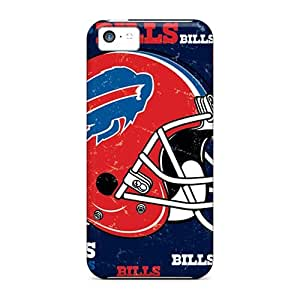 Excellent Hard Phone Covers For Iphone 5c With Support Your Personal Customized Lifelike Buffalo Bills Pattern IanJoeyPatricia