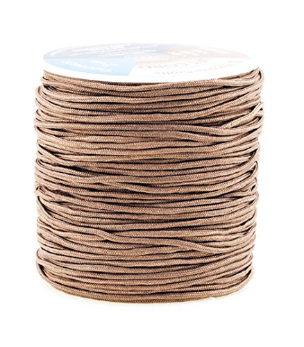 - Mandala Crafts Blinds String, Lift Cord Replacement from Braided Nylon for RVs, Windows, Shades, and Rollers (2mm, Oak)