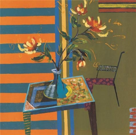 High Quality Polyster Canvas ,the Cheap But High Quality Art Decorative Art Decorative Canvas Prints Of Oil Painting 'Yellow Flowers On The Table', 30x30 Inch / 76x77 Cm Is Best For Dining Room Gallery Art And Home Decor And Gifts - Brian Auger Access All Areas