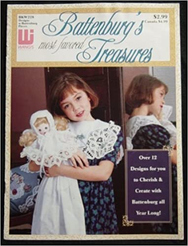 Battenburg's Most Favored Treasures Booklet, Fashion and