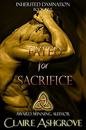 book cover of Fated For Sacrifice