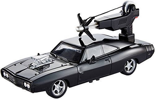 Fast & Furious Customizers Dodge Charger & Vehicle Kit