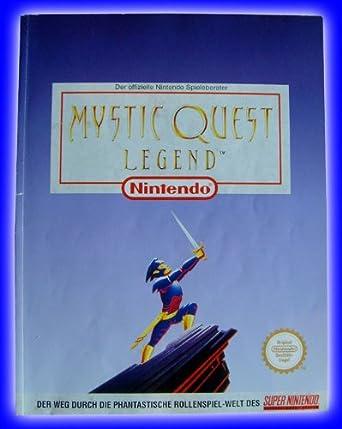 Mystic Quest Legend - Lösungsbuch / Spieleberater