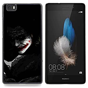 Stuss Case / Funda Carcasa protectora - Joker Sombra - Huawei Ascend P8 Lite (Not for Normal P8)