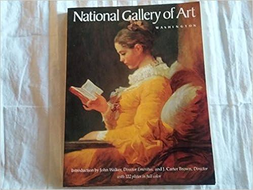 Gratis download e-bøger til pc National Gallery of Art, Washington 0810921855 PDF