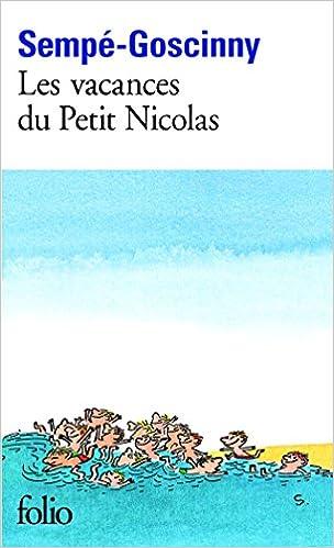 Livres gratuits Les Vacances du petit Nicolas epub, pdf
