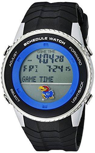 """UPC 846043026498, Game Time Men's COL-SW-KAN """"Schedule"""" Watch - Kansas"""