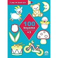 100 Boyama (+3): 3 Yaş ve Üzeri İçin