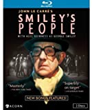 Best Sony Action Blurays - Smiley's People [Blu-ray] Review