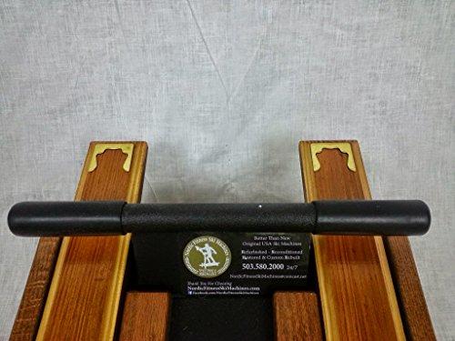 NORDICTRACK Pro Legacy esquiador/esquí máquina con Custom Medalist esquís: Amazon.es: Deportes y aire libre