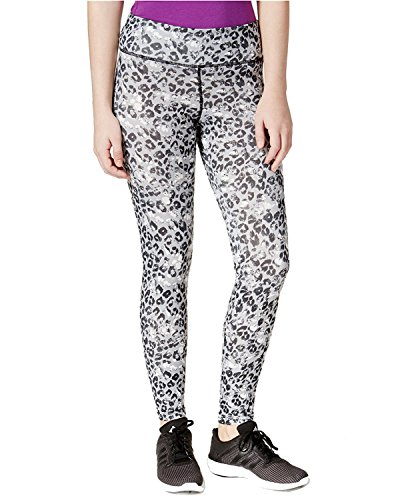 Jessica Simpson Womens Pull On Athletic Athletic Leggings B/W S