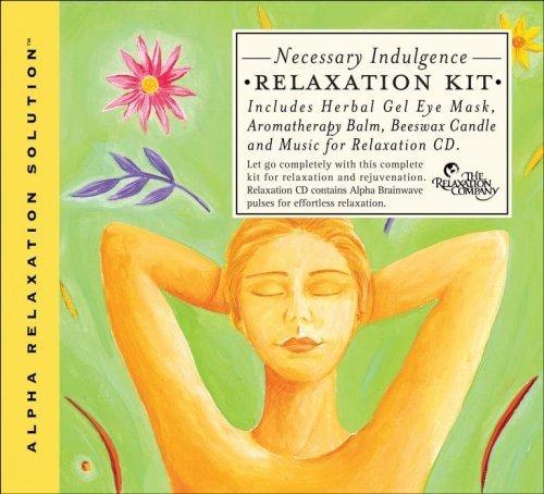 Necessary Indulgence Relaxation Kit (2007-06-26) (Kit Indulgence)