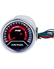 Excellent Oil Pressure/Water Temp/Boost/Tacho/Volt for Auto Car LED Digital Gauge with Logo