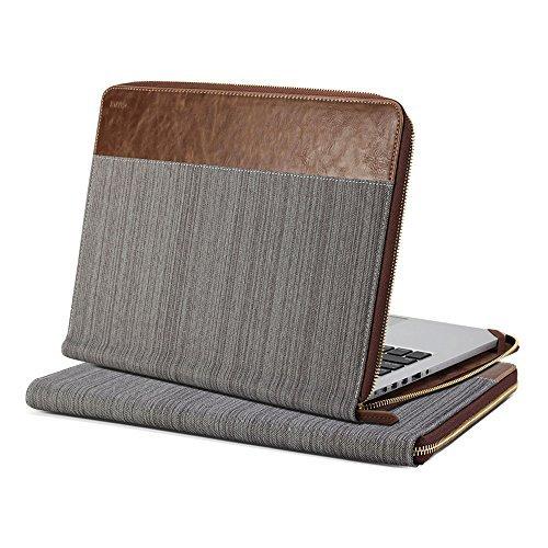 GMYLE Book Case Nylon MacBook