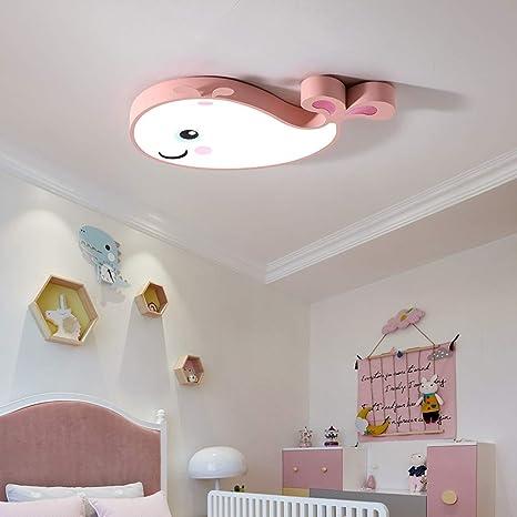 WZJ-Plafón Lámpara de la habitación de los niños Lámpara ...