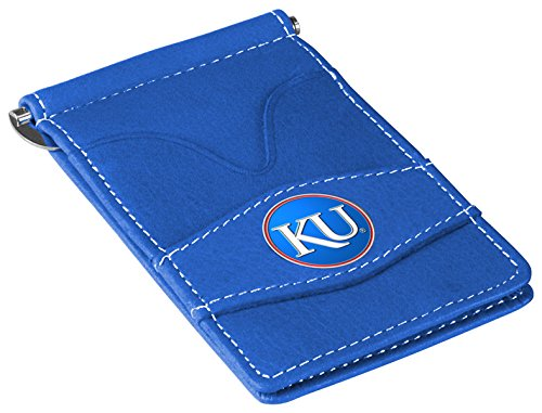 NCAA Kansas Jayhawk - Players Wallet - Royal Blue