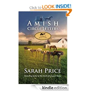 Amish Circle Letters - Volume 6 - Sylvia's Letter Sarah Price
