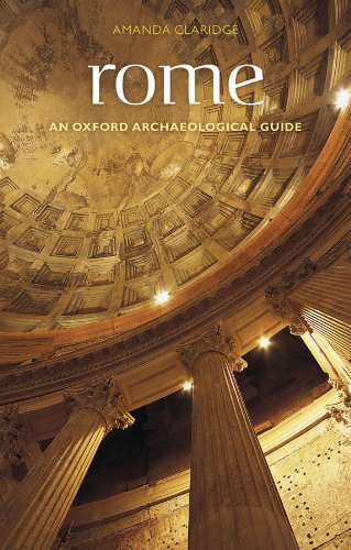 Amazon rome oxford archaeological guides ebook amanda rome oxford archaeological guides by claridge amanda fandeluxe Gallery