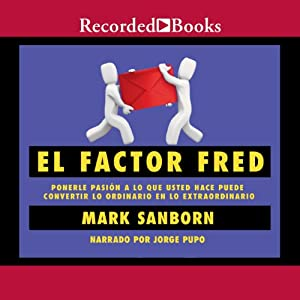 El Factor Fred Audiobook