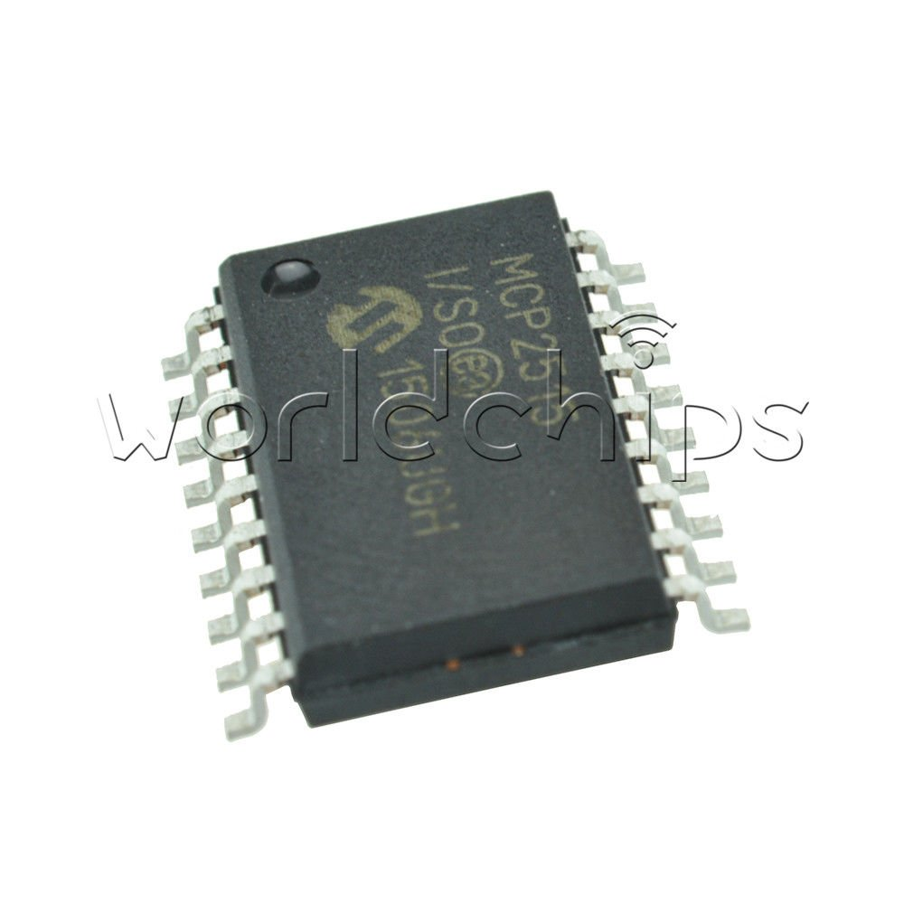 10PCS MCP2515-I//SO SOP-18 Stand-Alone CAN Controller NEW