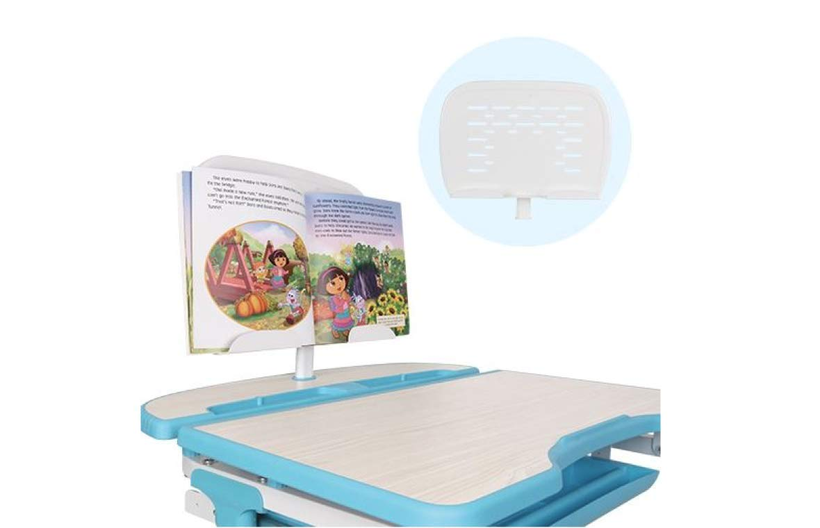 The House of Trade Book Holder for Kids DeskRiser Height Adjustable Student Desk | Compatible with Mecor, Vivo US, Kidzone Height Adjustable Children's Desk