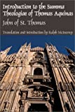 img - for Introduction to the Summa Theologiae of Thomas Aquinas by John Of St. Thomas (2003-11-03) book / textbook / text book