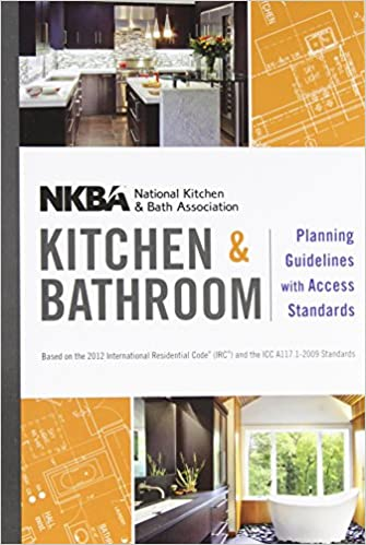 Amazon.com: NKBA Kitchen and Bathroom Planning Guidelines with ...