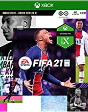 FIFA 21, Standard Edition, Xbox One