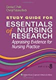 Essentials of Nursing Research, Polit, Denise F. and Beck, Cheryl Tatano, 145117683X