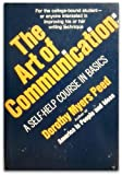 The Art of Communication, Dorothy M. Peed, 0682487961