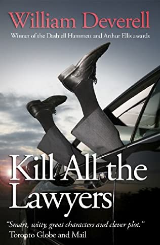 book cover of Kill All the Lawyers