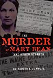 The Murder of Mary Bean and Other Stories 9780873389181