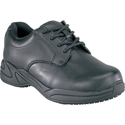 Work Shoes 1pr GRABBERS 2w 8 1 pln black womens rrdwBq