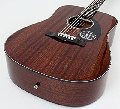 Fender CC-60s Left Handed Acoustic Guitar