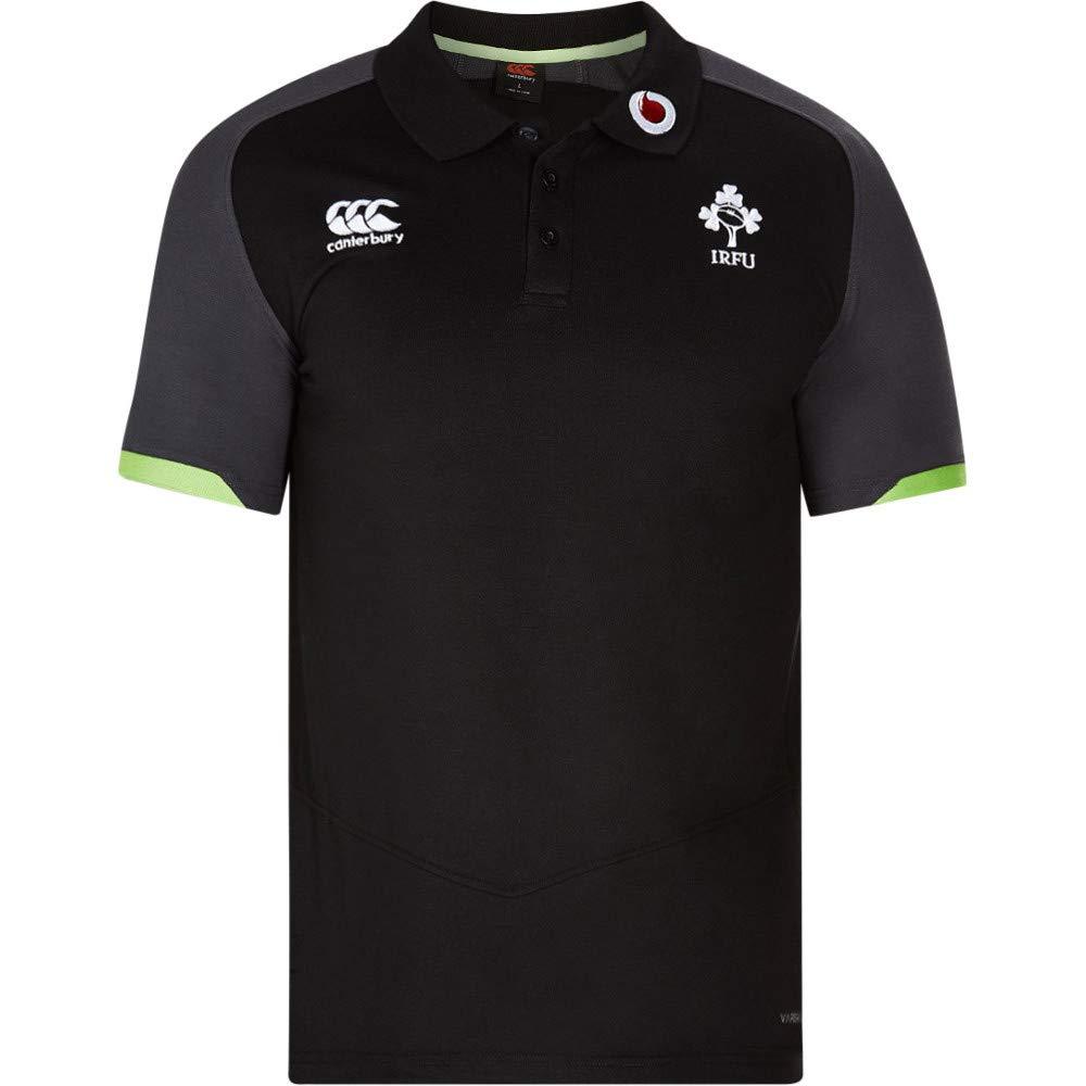 Official IRFU Ufficiale Irmu/ /Maglietta da Rugby Irlanda Vapodri Cotone piqu/é,